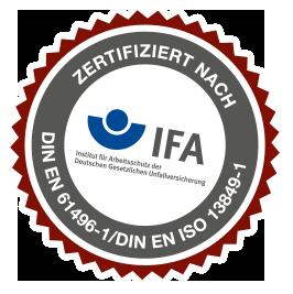 ifa-zertifikat